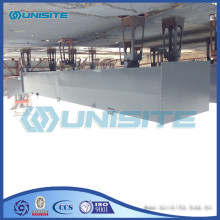 Best Price for for Square Floating Platform floating working platforms for marine construction supply to Niue Factory