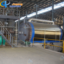 Plastic Processing Machine to Fuel Oil