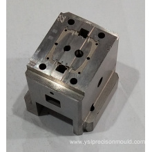 Precision Moldingl Parts in Steel Material