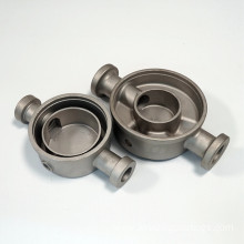 OEM/ODM for Steel Investment Casting Investment Casting Manifold and Cap Parts export to Guinea-Bissau Manufacturer