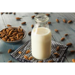 almond milk/drink with many  benefits