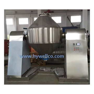 Rubber Particles Vacuum Dryer