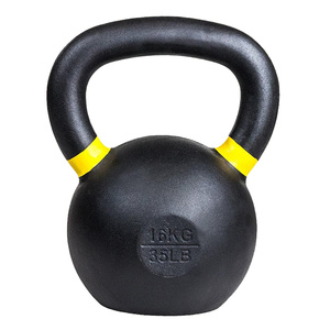 16 KG Powder Coated Kettlebell