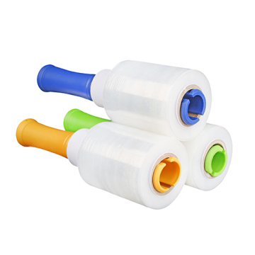 plastic hand moving wrap stretch film