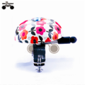 2017  Hot Sale Printing  colorful 50mm Bicycle Bells