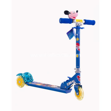 Cartoon Printing 3 Wheel Kids Scooter