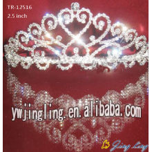 Jingling2015 New fashion quality Wedding Tiara Crown