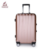 Low MOQ for Hard Travel Trolley Luggage Bags Large Capacity Trolley Bag Luggage export to Seychelles Supplier