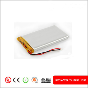 High Capacity Lipo battery 3.7v lithium polymer battery