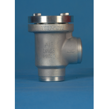 YF40T Forged Right Angle Welded Check Valve