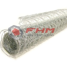 Dingzhou Heavy Galvanized Hexagonal Wire Netting