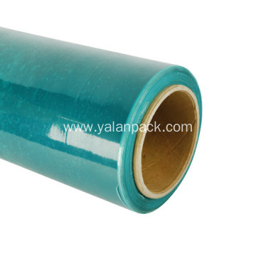 Color pallet wrap stretch film for moving