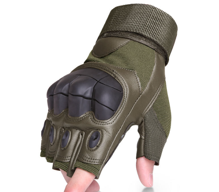 Half Finger Skid Protection Gloves Oliver