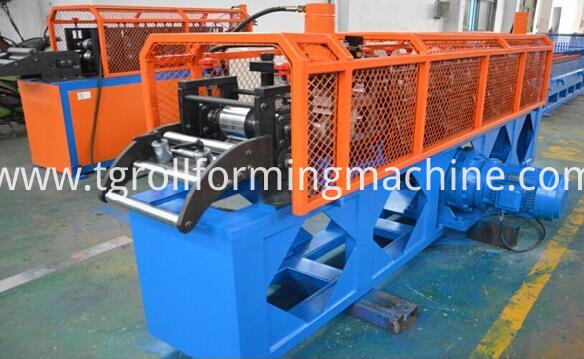 Omega Shape Metal Stud Forming Machine