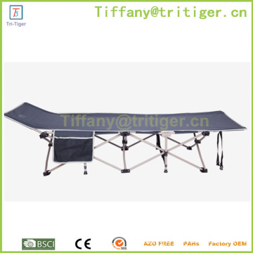 TV shopping customize color military Portable bed folding bed