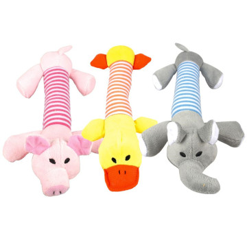 Cheapest Factory for Puppy Teething Toys 1PC Plush/Rubber Dog Chew Squeak Toys export to Costa Rica Exporter