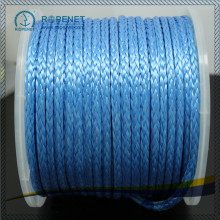 Best Quality for High Performance UHMWPE Rope 10mm 12mm 16mm Spectra Rope supply to Angola Factory