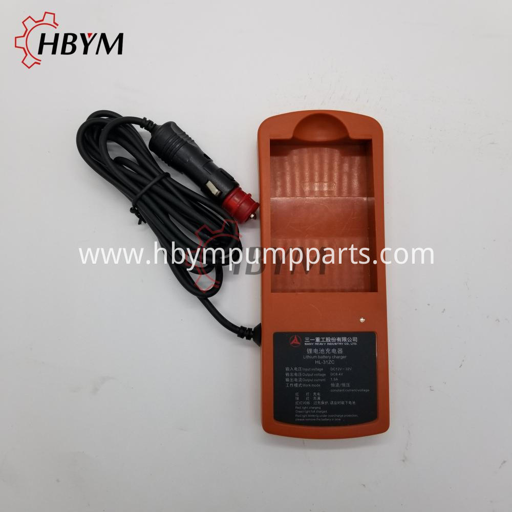 Sany Battery Charge 2