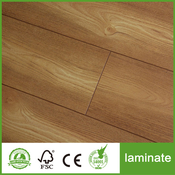 Handscraped HDF AC4  Laminate Flooring 10mm