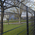 Metal Double Wire Mesh Fence