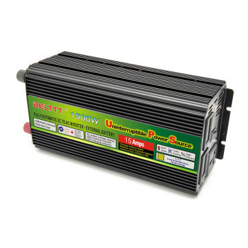 1500W Modified Sine Wave Inverter UPS