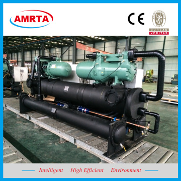Precision Industrial Water Cooled Chiller