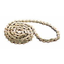 Single Speed 114L Steel Silver Bicycle Chain