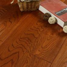 Red Oak Wood SPC Laminate Tiles