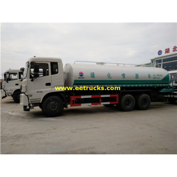 Dongfeng 10 Wheel 16T Street Sprinkler Vehicles