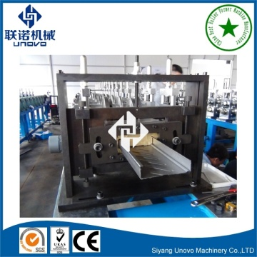 Strut support system unistrut channel roll forming machine