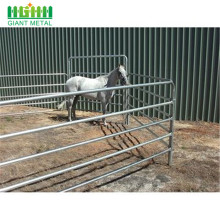Power Coated Used Livestock Panels Of Garden Building