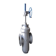 API 6D Through Conduit Slab Gate Valve