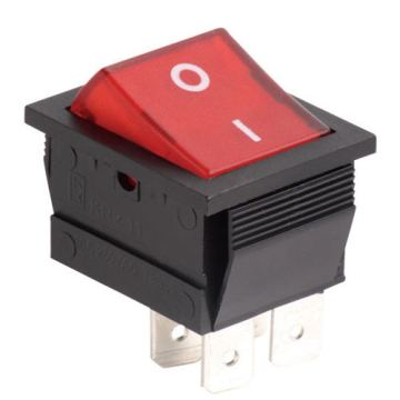 Arcolectric Illuminated Rocker Switch