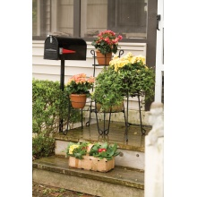 Special for Outdoor Plant Stand Plant Stand Basic heavy duty pot stand supply to United Kingdom Supplier