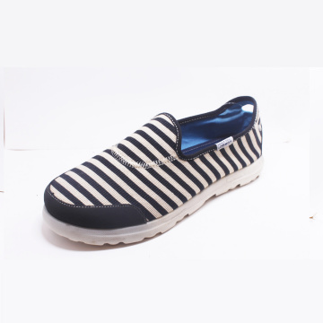 Men's Canvas Stripe Shoes