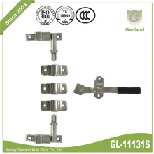 Trailer Rod Type Lock Cooler Door Lock 258-002SS