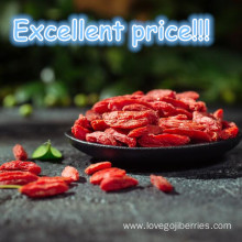 Best Quality for China Organic Goji Berries,Organic Wolfberry,Goji Berries Health Supplier USDA Certified Organic Goji Berries supply to Romania Supplier