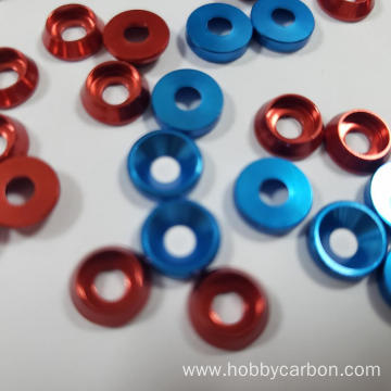 Pag-Customize mga washer m18 aluminum washers