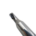 Corner radius end mill PCD end mill