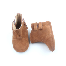 China for Warm Boots Baby Soft Sole Leather Warm Winter Boots supply to Russian Federation Factory
