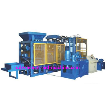 QT8-15 Brick Machine line 34KW produce 20000pcs/day