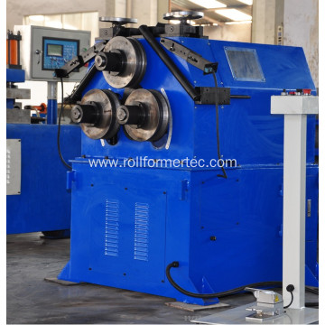 CNC roll benders roller bending machine