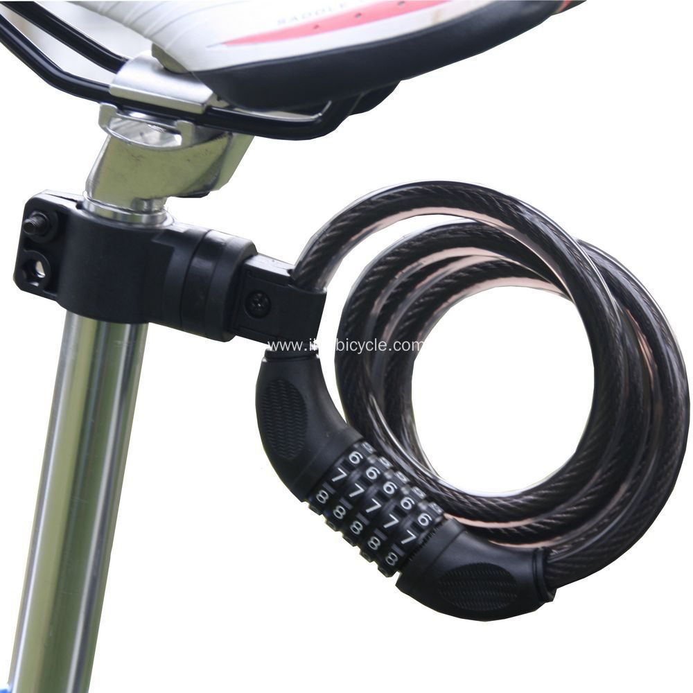 20mm Cable Combination Bike Lock