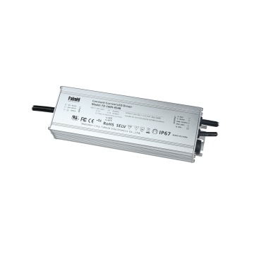Fonte de alimentação LED Road Light Driver 150W