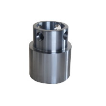 Swivel upper lower nut washpipe holding