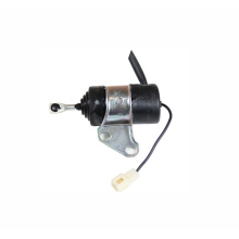 10 Years for Auto Engine Parts Shut-Off Fuel Solenoid 6670776 for skid steer loader supply to South Korea Manufacturer