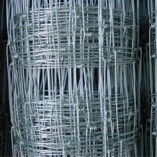 Galvanized Grassland Farm Fence