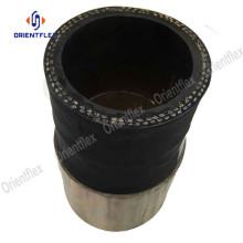 High reputation for Concrete Rubber Hose High quality concrete pump rubber hose supply to Netherlands Importers