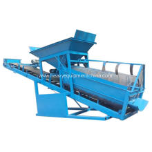 Rotary Drum Screen For Sand And Gravel Screening