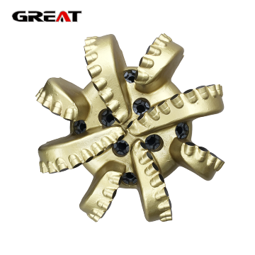 API Standard PDC bits with Premium quality cutters